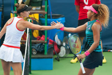 Tennis: Osaka at Citi Open
