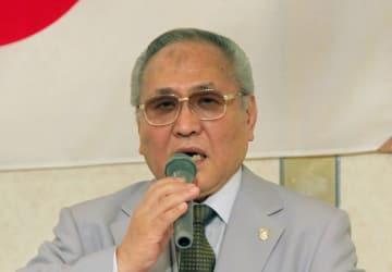 日本ボクシング連盟の山根明会長=2014年撮影