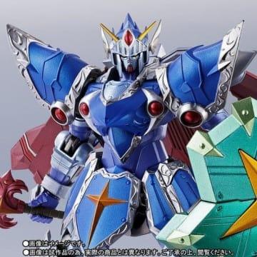 METAL ROBOT魂 〈SIDE MS〉 フルアーマー騎士ガンダム(リアルタイプver.)14.904円(税込)(C)創通・サンライズ