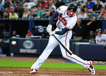 Freddie Freeman Leads Braves to 9-6 Win vs Padres to Complete Sweep