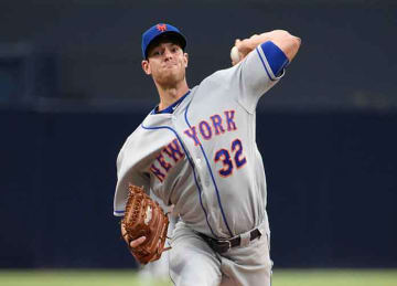 Steven Matz struggles in Mets' 6-3 loss to Padres