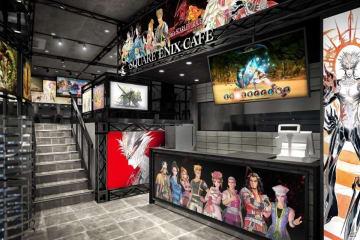 SQUARE ENIX CAFE TOKYO