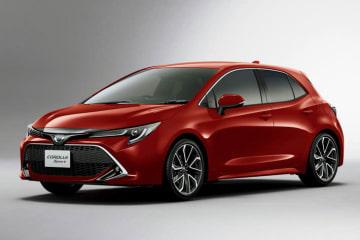 トヨタ 新型カローラスポーツ  G