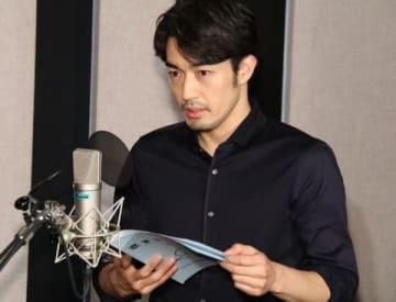 劇場ぷちアニメ「恋するシロクマ」公開アフレコ収録に登場した大谷亮平さん
