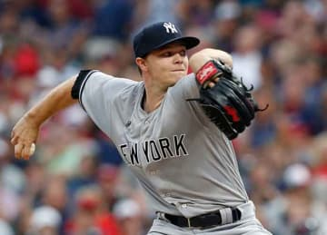 Yankees lose to Indians 5-1 in Sonny Gray's debut