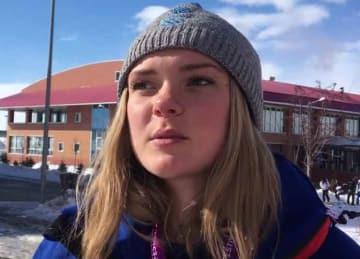 British Olympic snowboarder Ellie Soutter dies of suicide at 18