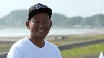伊藤建史郎選手 (パラサーフィン)
