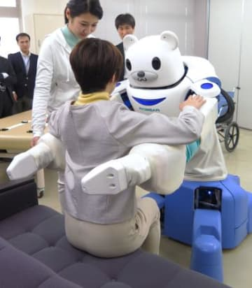 Nursing care robot