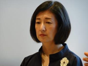 大塚久美子社長(3月撮影)