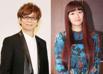 離婚を発表した山寺宏一さん(左)と田中理恵さん