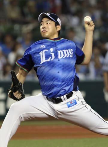 Yusei Kikuchi of the Seibu Lions     2018080301247