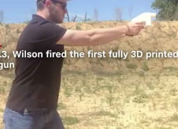 Federal Judge Suspends Release Of Instructions On How To 3D-Print A Gun