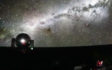 4200万個の星が輝くスーパープラネタリウム「MEGASTAR(メガスター)~星空ワンダリング~」