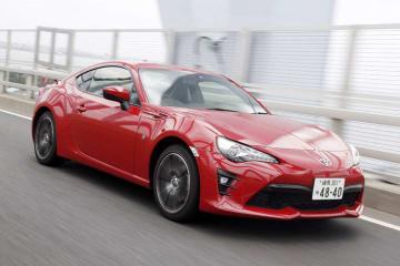 """トヨタ 86 GT""""Limited"""" 6AT(2016年8月マイナーチェンジモデル) ボディカラー:ピュアレッド"""