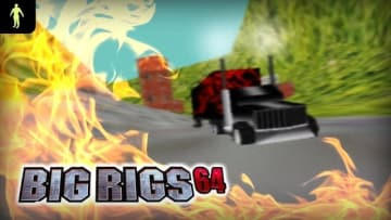 もし伝説のクソゲー『Big Rigs』がニンテンドウ64で発売されていたら…? バグまで再現したデメイク映像
