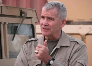 Oliver North named NRA's new president