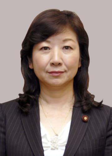 野田聖子総務相