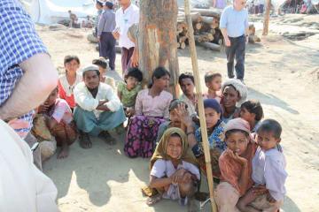 難民 ロヒンギャ ミャンマー 国籍不明 イスラム イスラム教徒