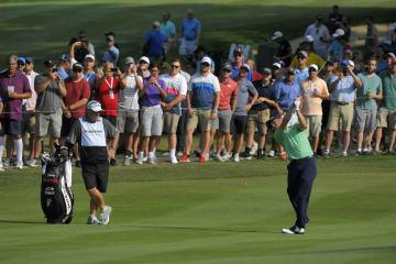 WGC-ブリヂストン招待ではアイアンとパットのプレーがさえたトーマスが今季3勝目を挙げた Photo by Stan Badz/PGA TOUR