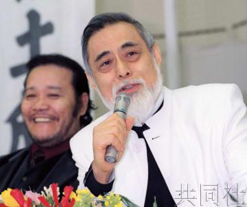 日本著名演员津川雅彦去世