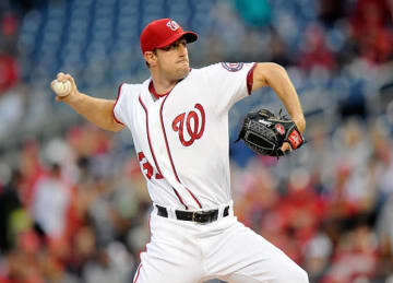 Nationals' Max Scherzer Gets 20 Strikeout for Record