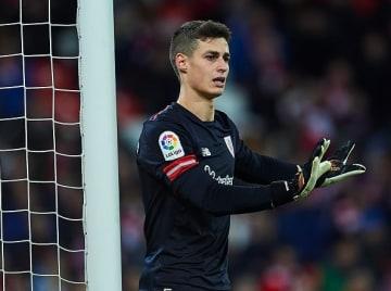 スペイン期待の若手GKケパ photo/Getty Images