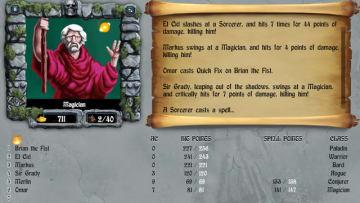 往年のダンジョンRPGシリーズ3作品がリマスター!『The Bard's Tale Trilogy』発表
