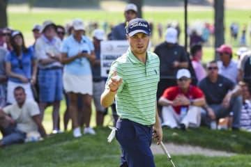 勝てば2週連続の栄冠となるトーマスが優勝候補筆頭 Photo by Keyur Khamar/PGA TOUR