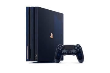 PlayStation 4 Pro 500 Million Limited Edition が8月24日発売決定!―全世界合計5万台限定の特別モデル
