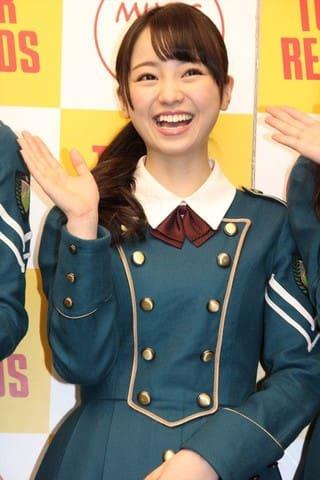 アイドルグループ「欅坂46」を卒業すると発表した今泉佑唯さん