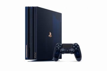 「PlayStation 4 Pro 500 Million Limited Edition」