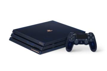 全世界5万台限定「PlayStation 4 Pro 500 Million Limited Edition」予約がAmazonでスタート