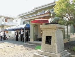 有形文化財に登録された千田正記念館