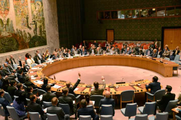 U.N. Security Council meet on N. Korea