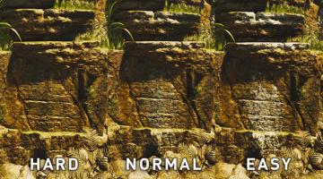 『シャドウ オブ ザ トゥームレイダー』戦闘/探索/パズルで異なる難易度設定が可能に