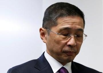 日産・西川廣人社長兼CEO(写真:ロイター/アフロ)