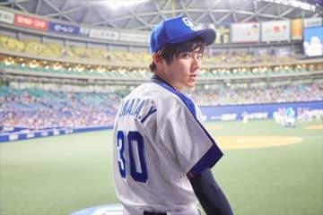 背番号は「30」 山田裕貴 - (C)『あの頃、君を追いかけた』フィルムパートナーズ