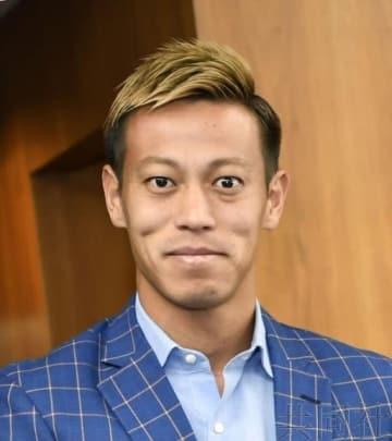 本田圭佑出任柬埔寨男足总教练 实际承担主帅工作
