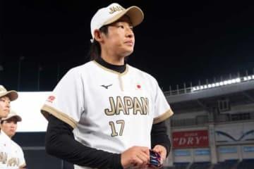 17イニングで249球を投げ抜いた日本代表エース右腕・上野由岐子【写真:荒川祐史】