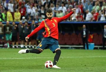 スペイン代表を引退するピケ photo/Getty Images