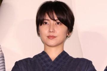 実写映画「銀魂2 掟は破るためにこそある」の完成披露試写会に登場した長澤まさみさん