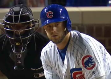 Cubs rookie David Bote hits grand slam vs. Nationals