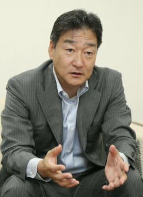 「業種ごとのニーズを捉え、いかにビジネスにつなげるかが市場拡大の鍵」と話す小野俊二社長