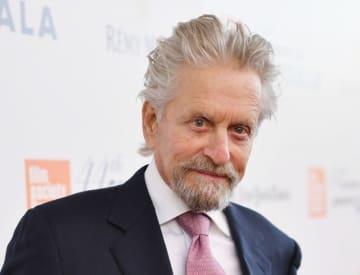自身も俳優カーク・ダグラスを父に持つマイケル・ダグラス - Mike Coppola / Getty Images