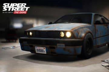 公道レースゲーム新作『Super Street: The Game』最新プレイ映像!