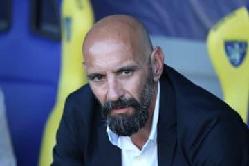 ローマのスポーツディレクターを務めるモンチ氏 photo/Getty Images
