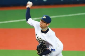 オリックス・金子千尋【写真:荒川祐史】