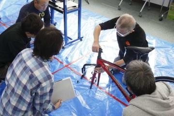 自転車産業振興協会「スポーツバイクメカニック講座」10月開講