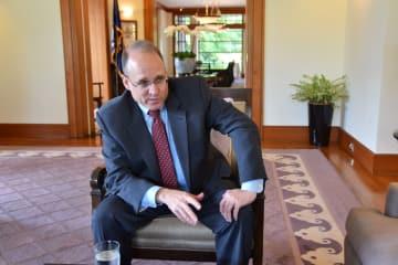 U.S. Assistant Secretary for Terrorist Financing Marshall Billingslea