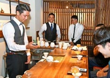 嬉野茶の魅力発信 18日からイベント 若手茶農家らおもてなし [佐賀県]